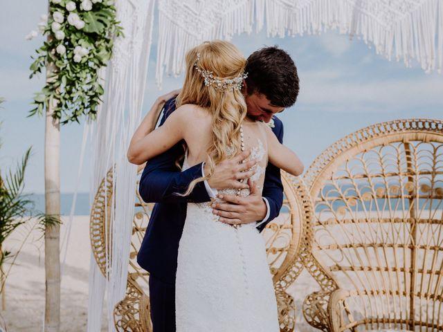 La boda de Kike y Ivonne en Malgrat De Mar, Barcelona 55