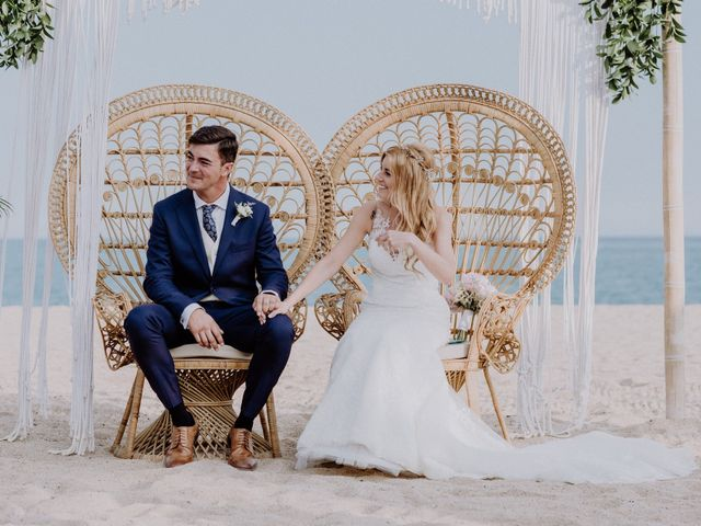 La boda de Kike y Ivonne en Malgrat De Mar, Barcelona 60