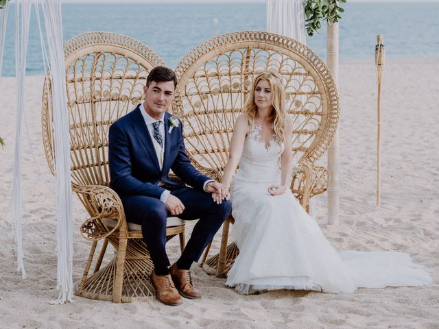 La boda de Kike y Ivonne en Malgrat De Mar, Barcelona 61