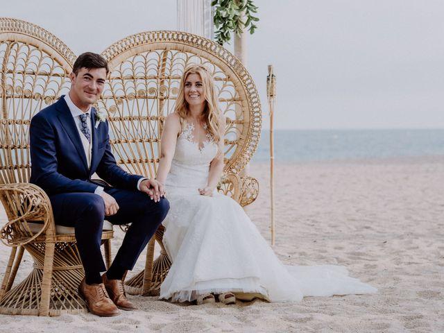 La boda de Kike y Ivonne en Malgrat De Mar, Barcelona 62