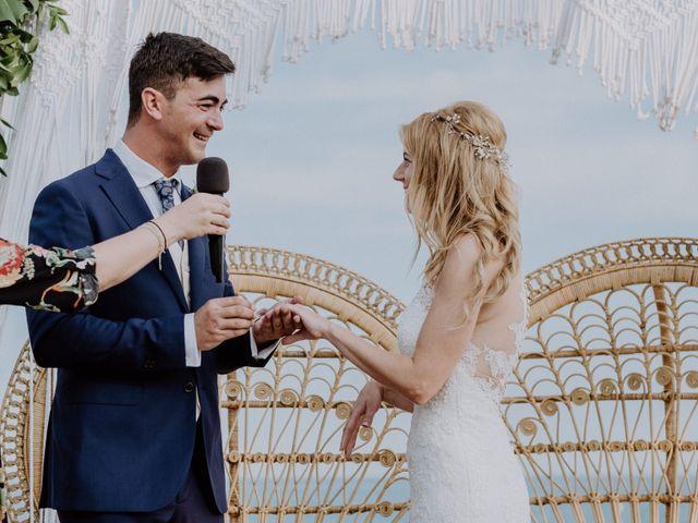 La boda de Kike y Ivonne en Malgrat De Mar, Barcelona 63