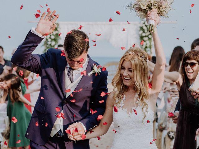 La boda de Kike y Ivonne en Malgrat De Mar, Barcelona 69