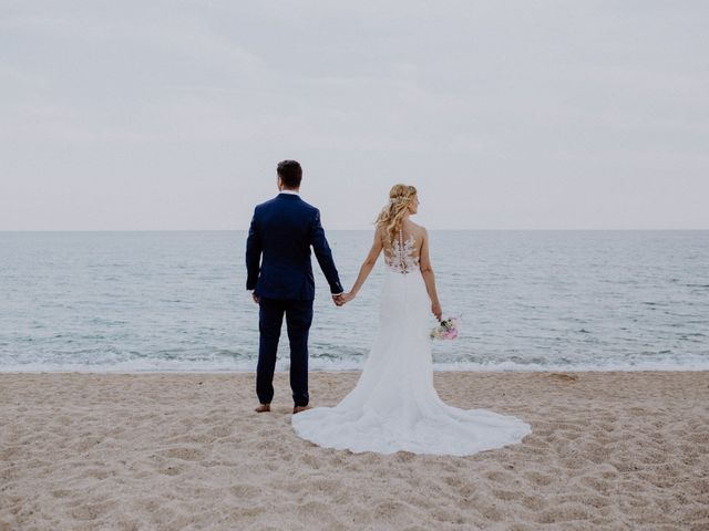 La boda de Kike y Ivonne en Malgrat De Mar, Barcelona 74