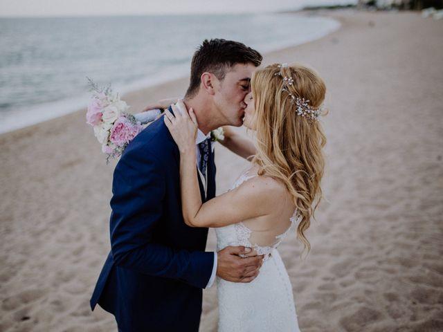 La boda de Kike y Ivonne en Malgrat De Mar, Barcelona 75