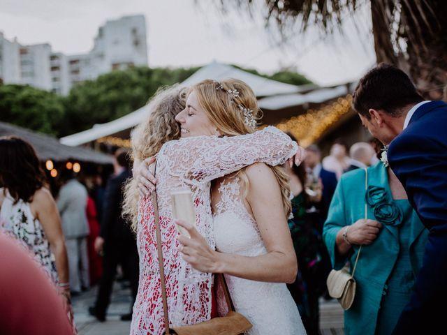 La boda de Kike y Ivonne en Malgrat De Mar, Barcelona 77