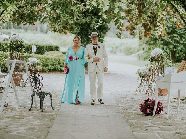 La boda de Nicolás y Marina en Redondela, Pontevedra 44