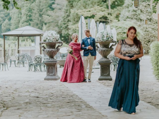 La boda de Nicolás y Marina en Redondela, Pontevedra 46