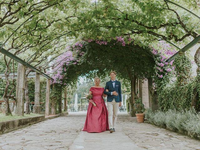 La boda de Nicolás y Marina en Redondela, Pontevedra 47