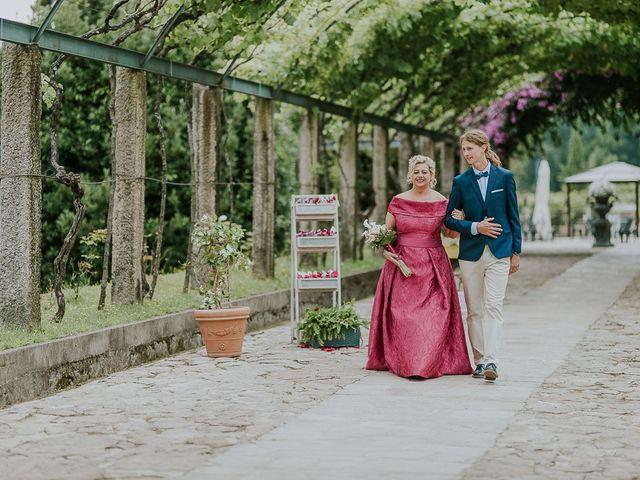 La boda de Nicolás y Marina en Redondela, Pontevedra 48