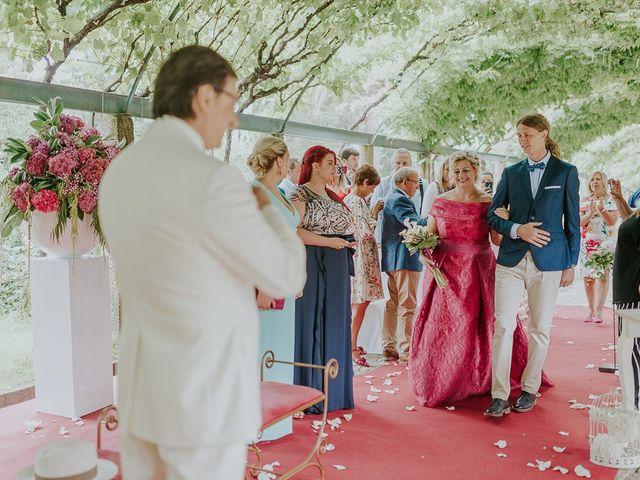 La boda de Nicolás y Marina en Redondela, Pontevedra 49
