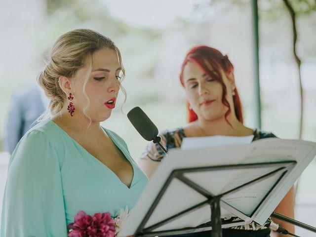 La boda de Nicolás y Marina en Redondela, Pontevedra 54