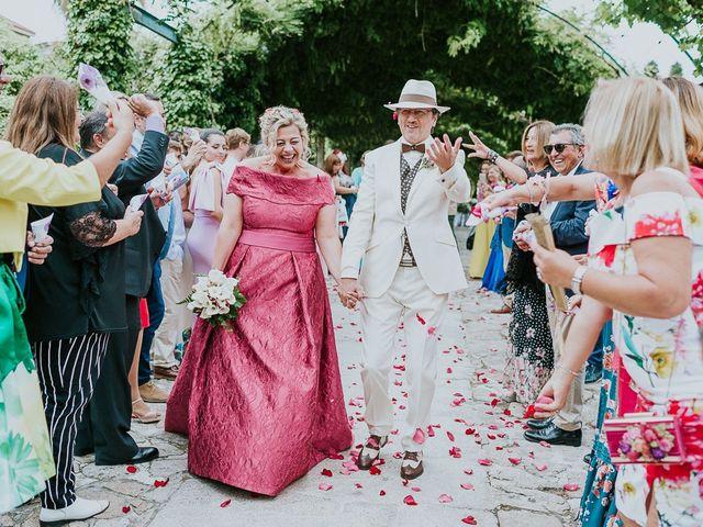 La boda de Nicolás y Marina en Redondela, Pontevedra 70