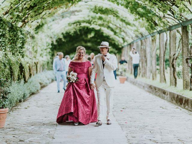 La boda de Nicolás y Marina en Redondela, Pontevedra 71