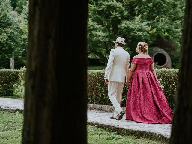 La boda de Nicolás y Marina en Redondela, Pontevedra 81