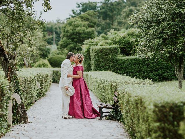 La boda de Nicolás y Marina en Redondela, Pontevedra 83