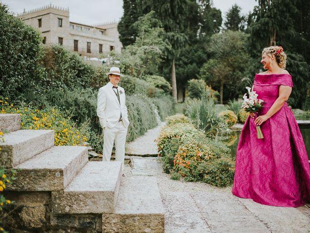 La boda de Nicolás y Marina en Redondela, Pontevedra 88