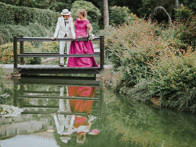 La boda de Nicolás y Marina en Redondela, Pontevedra 97