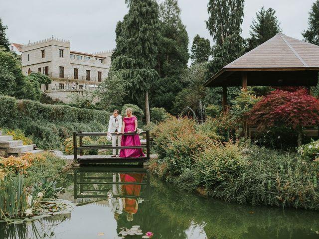 La boda de Nicolás y Marina en Redondela, Pontevedra 98