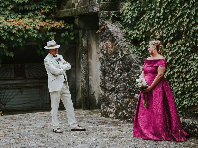 La boda de Nicolás y Marina en Redondela, Pontevedra 109