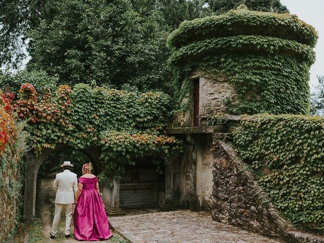 La boda de Nicolás y Marina en Redondela, Pontevedra 118