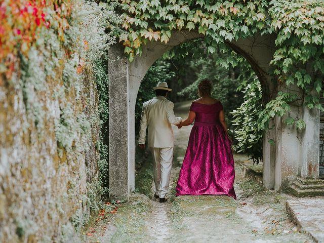 La boda de Nicolás y Marina en Redondela, Pontevedra 1