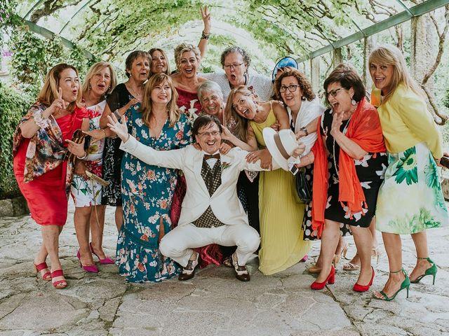 La boda de Nicolás y Marina en Redondela, Pontevedra 124