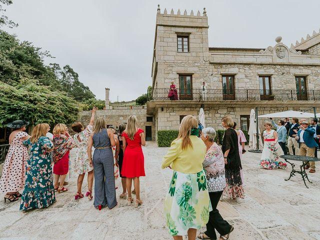 La boda de Nicolás y Marina en Redondela, Pontevedra 125