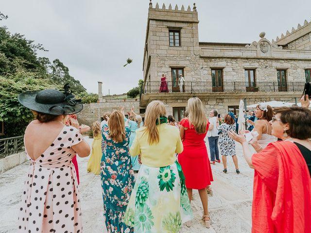 La boda de Nicolás y Marina en Redondela, Pontevedra 126