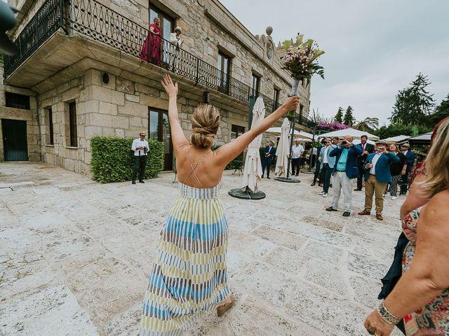 La boda de Nicolás y Marina en Redondela, Pontevedra 127