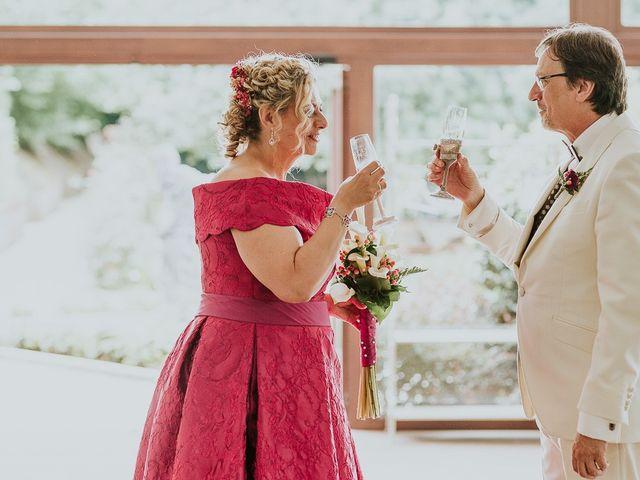 La boda de Nicolás y Marina en Redondela, Pontevedra 132