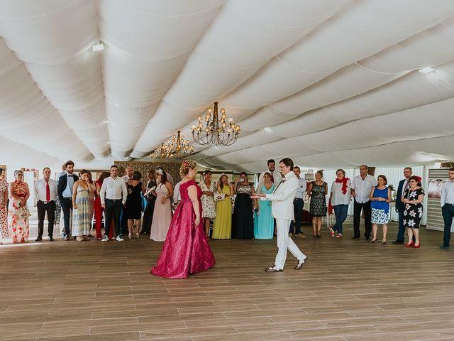 La boda de Nicolás y Marina en Redondela, Pontevedra 134