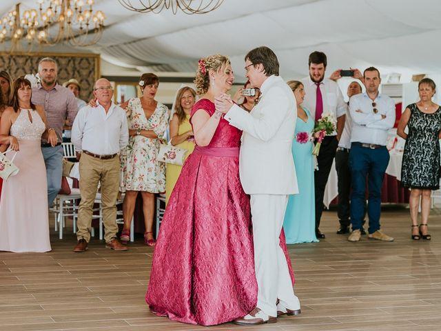 La boda de Nicolás y Marina en Redondela, Pontevedra 135