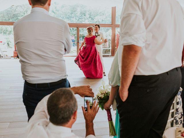 La boda de Nicolás y Marina en Redondela, Pontevedra 139