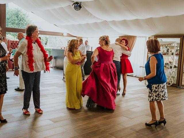 La boda de Nicolás y Marina en Redondela, Pontevedra 143