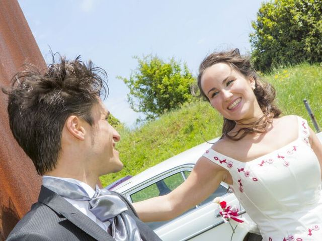 La boda de Rubén y Sabrina en Candas, Asturias 1