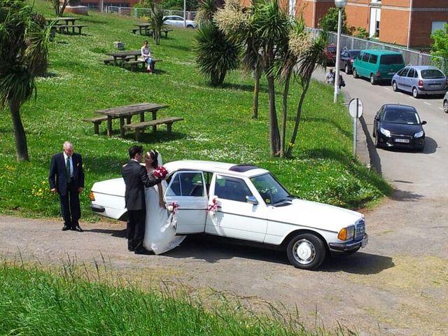 La boda de Rubén y Sabrina en Candas, Asturias 6