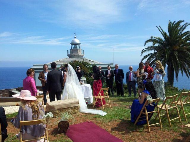 La boda de Rubén y Sabrina en Candas, Asturias 8