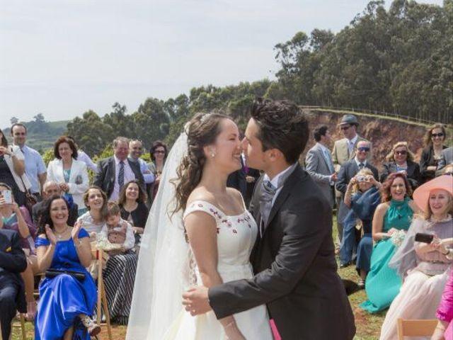 La boda de Rubén y Sabrina en Candas, Asturias 9