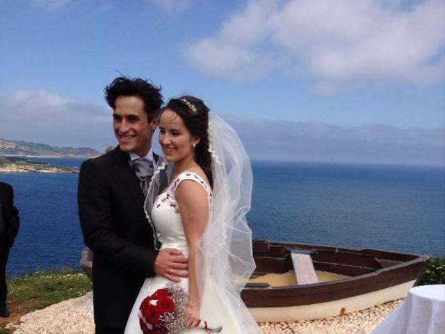 La boda de Rubén y Sabrina en Candas, Asturias 11