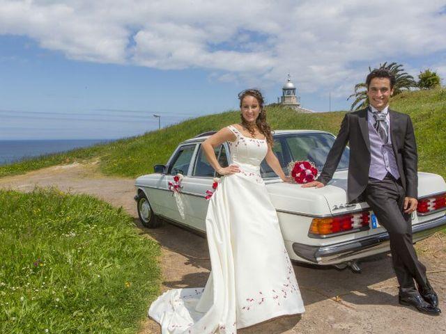 La boda de Rubén y Sabrina en Candas, Asturias 12