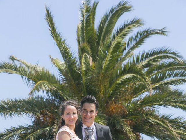 La boda de Rubén y Sabrina en Candas, Asturias 13