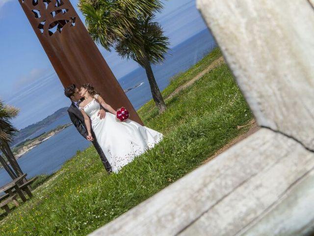 La boda de Rubén y Sabrina en Candas, Asturias 14
