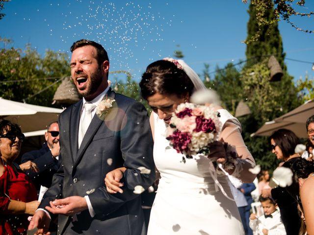 La boda de Virginia y Carlus