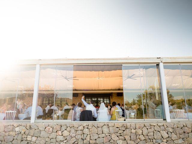 La boda de Carlus y Virginia en Santa Gertrudis De Fruitera, Islas Baleares 55