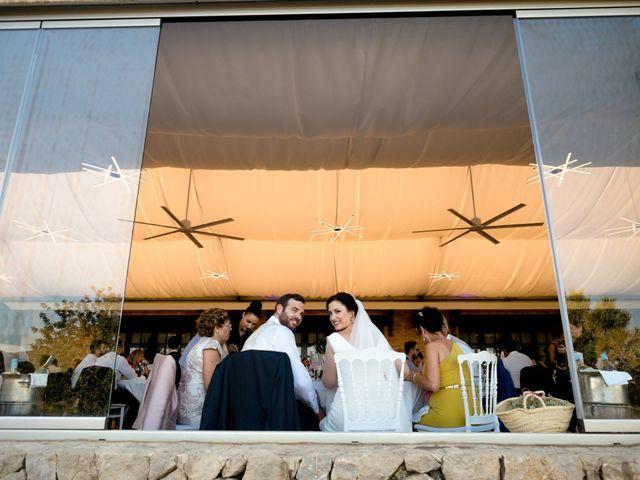 La boda de Carlus y Virginia en Santa Gertrudis De Fruitera, Islas Baleares 56