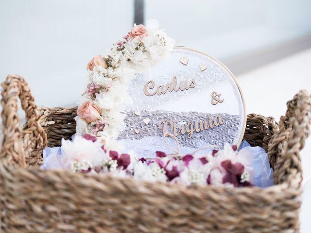 La boda de Carlus y Virginia en Santa Gertrudis De Fruitera, Islas Baleares 64