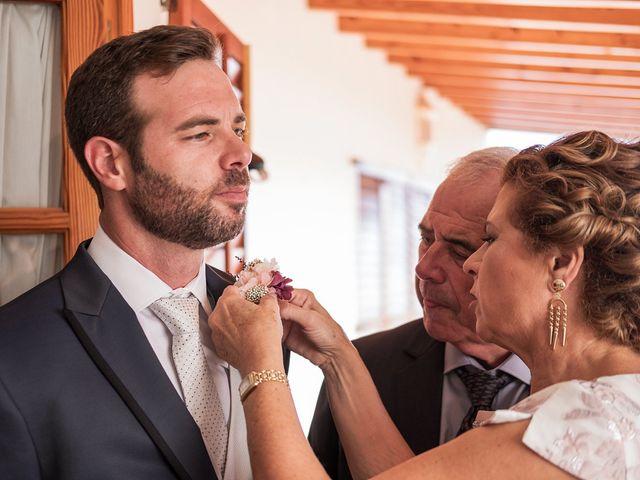 La boda de Carlus y Virginia en Santa Gertrudis De Fruitera, Islas Baleares 15