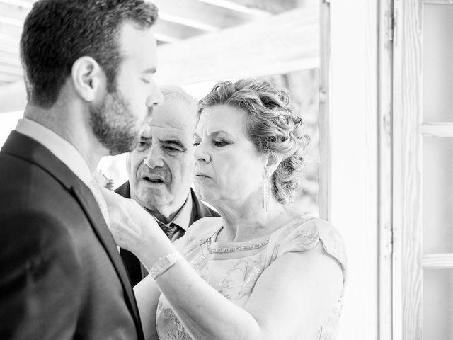 La boda de Carlus y Virginia en Santa Gertrudis De Fruitera, Islas Baleares 16