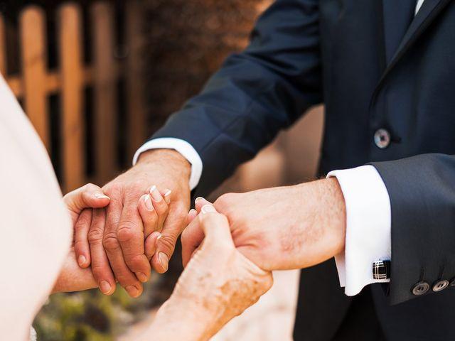 La boda de Carlus y Virginia en Santa Gertrudis De Fruitera, Islas Baleares 20