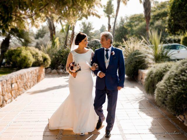 La boda de Carlus y Virginia en Santa Gertrudis De Fruitera, Islas Baleares 30